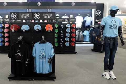 PGA Championship Pop-Up Shop Opens This Weekend