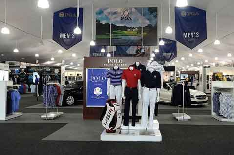 Massive Merch Store Opens at PGA Championship