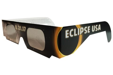 Clamor For – and Concern About – Eclipse Glasses
