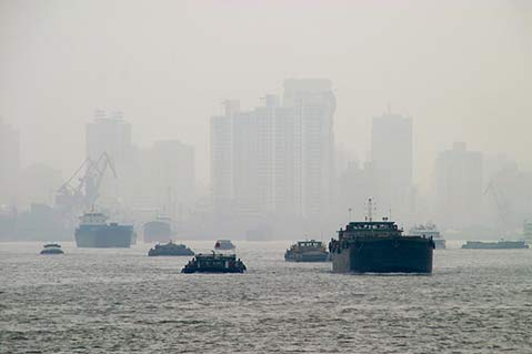Factories Shuttered in China Pollution Crackdown