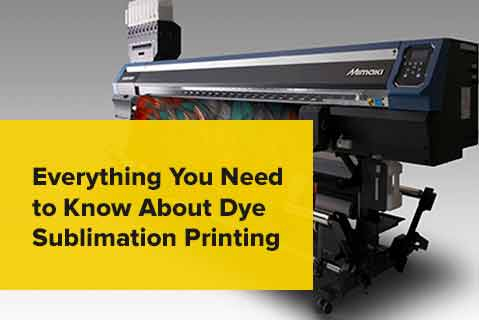 Everything You Need to Know About Dye Sublimation Printing