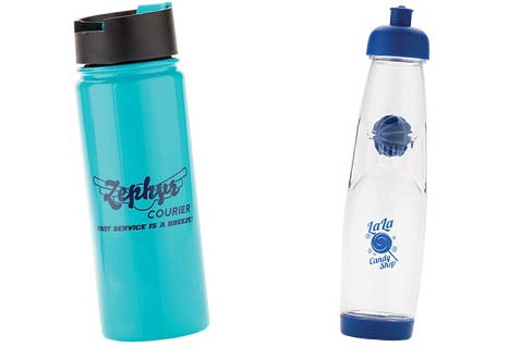 Thirst-Quenching Sport Bottles