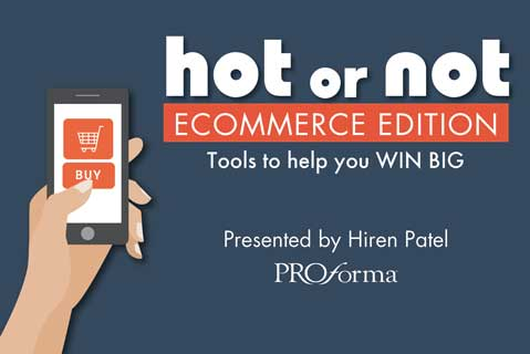 Hot or Not: eCommerce Edition