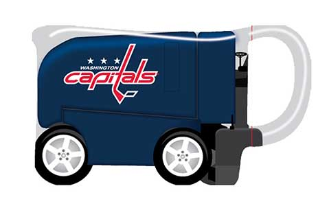 Washington Capitals' Gravy Boat Giveaway is Promo Gold