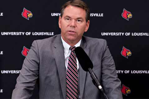 Former Broder CEO Named AD at UofL