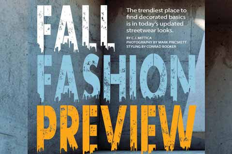 Fall Fashion Preview
