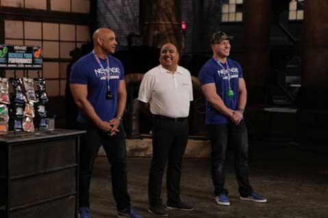 TNT Makes an Appearance on Dragons' Den