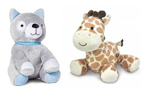 Wind-Up Musical Toys Recalled Due to Choking Hazard