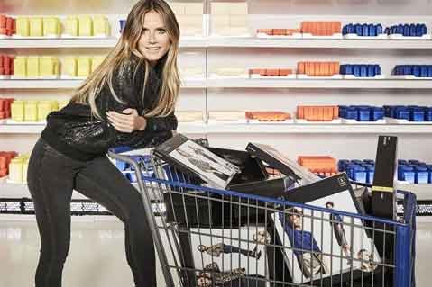 Supermarkets Stay Fresh by Launching Fashion Brands