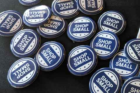 Small Business Saturday Offers Branding Opportunity