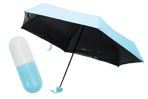 Keep Dry With These Practical Umbrellas