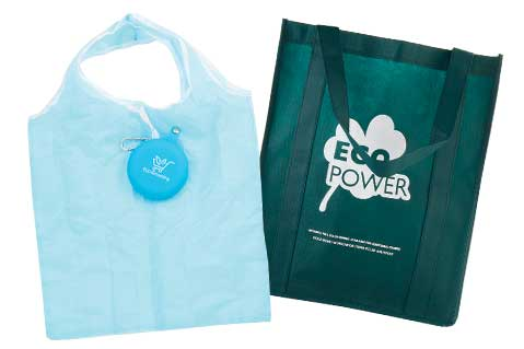 Stuffable Totes & Shopping Bags