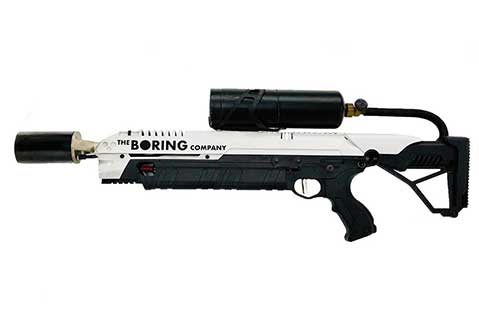 Elon Musk's Branded Flamethrower: The Hottest Promotional Product In The World