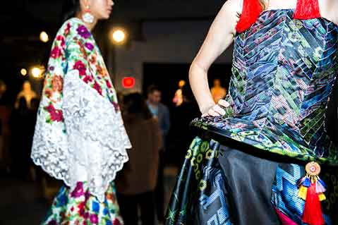Epson Showcases Digital Printing in 4th Annual Fashion Show