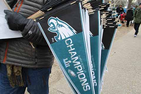 Eagles Championship Parade Highlighted By Promos