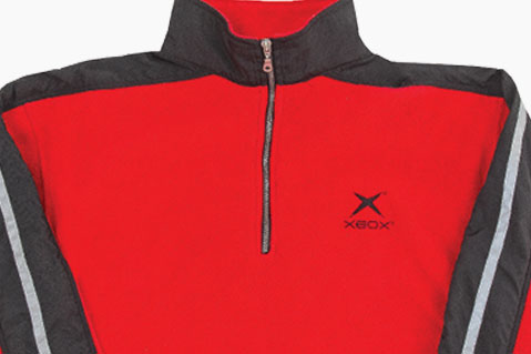 Hot Products: Quarter Zip Fleece