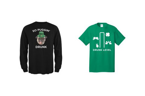 Walmart Removing Certain St. Patrick's Day T-Shirts After Backlash