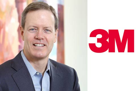 3M Appoints New CEO