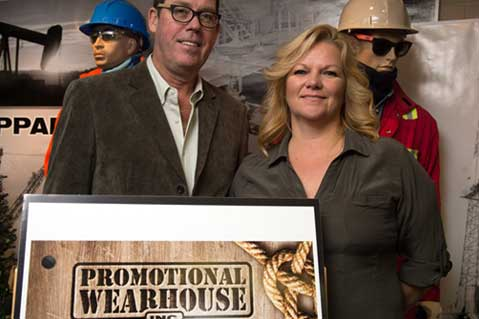 Promotional Wearhouse Celebrates 40 Years