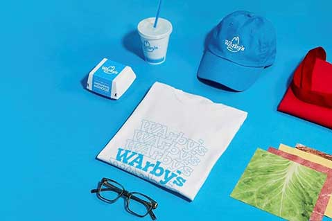 'Seeing' the 'Meats': Arby's and Warby Parker Create WArby's Rebrand