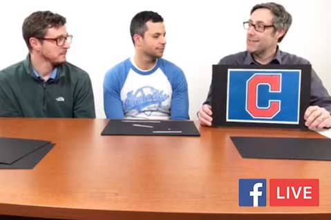 Great Baseball Promotions – ASI Facebook Live