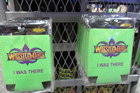 WrestleMania Promos Take Over New Orleans