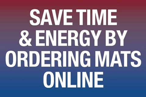 Save Time And Energy By Ordering Mats Online
