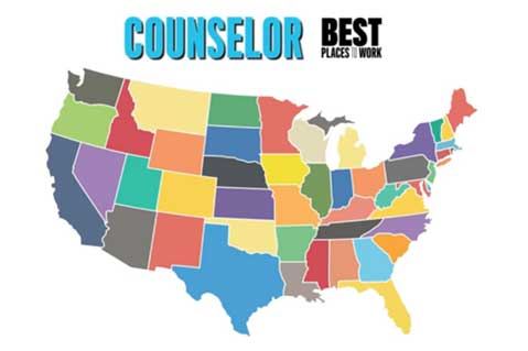 Counselor Best Places to Work 2018 Facts