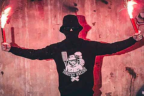 Russian Soccer Hooligans & The Dark Side of Message T-Shirts