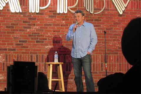 Promo Profile: The Stand-Up Comedian