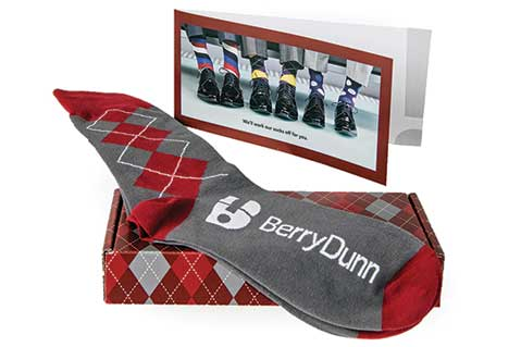 Distributor Scores Big With Direct-Mail Sock Promotion