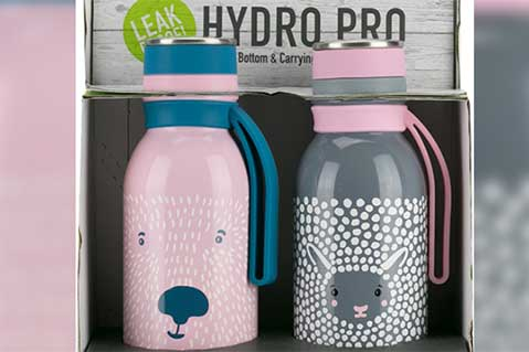 Base Brands Recalls Water Bottles