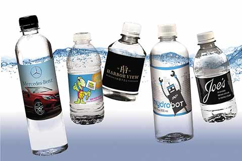 5 Health And Beauty Markets Looking For Custom-Labeled Bottled Water