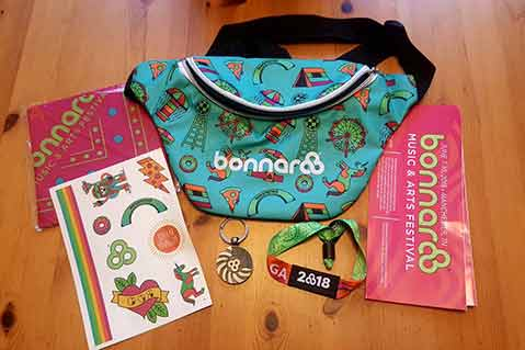 Bonnaroo Surprises Attendees With Swag Packages