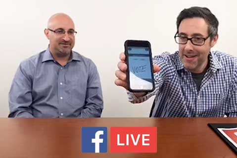 ASI Facebook Live! Capitalizing on Viral Trends