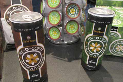 Promos On Display At Cannabis World Congress & Business Expo