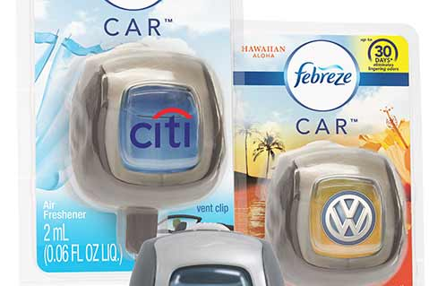 Natural Trends Adds Febreze to Its Offerings