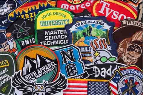 Your Complete Guide To Mastering The Sale: Embroidered Patches