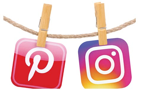 The Promo Power Of Pinterest And Instagram