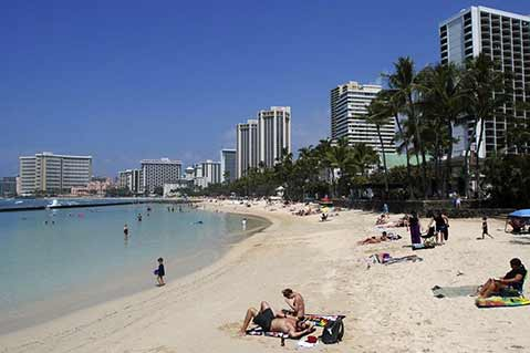 Hawaii's Ban on Certain Sunscreens About To Become Official