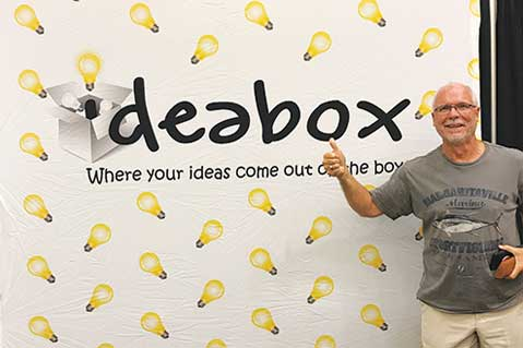 Fastest-Growing Distributor, 2018: The IdeaBox Powered by Proforma