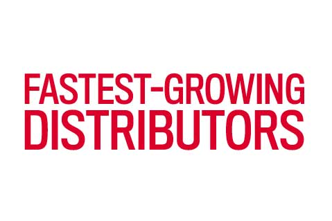 Fastest-Growing Distributors, 2018
