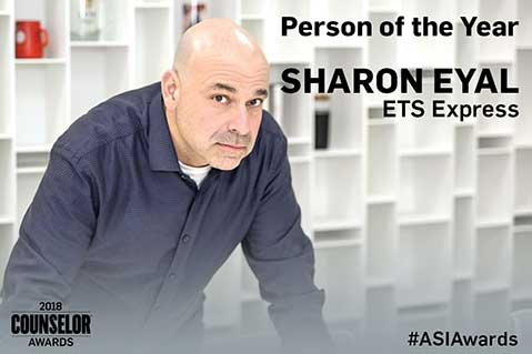 Person of the Year 2018: Sharon Eyal, ETS Express