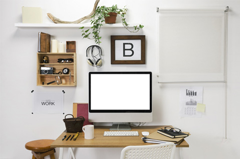 Home Office Design: Show Off Your Artsy Side