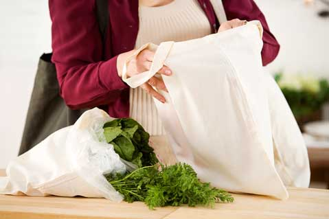 New York City Approves Grocery Bag Fee