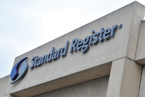 Standard Register Drops Ex-Employee Lawsuit