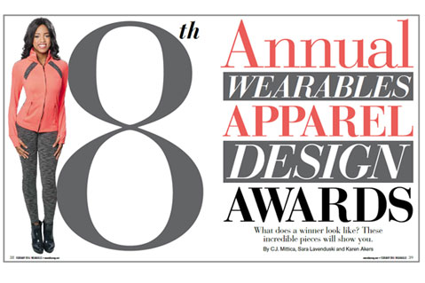 8th Annual Wearables Apparel Design Awards