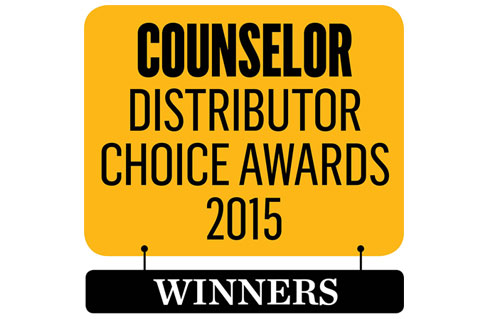 Counselor Distributor Choice Awards – The Winners
