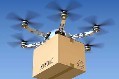 Senate Bill Addresses Drone Delivery Protocol