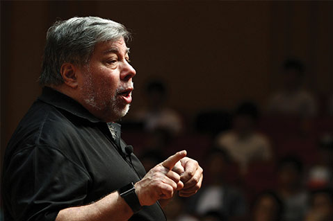 Steve Wozniak Stars At ASI Orlando
